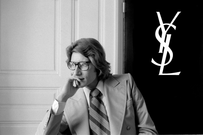 Yves Saint Laurent One Of The Most Iconic Fashion Designers Of The 20th Century