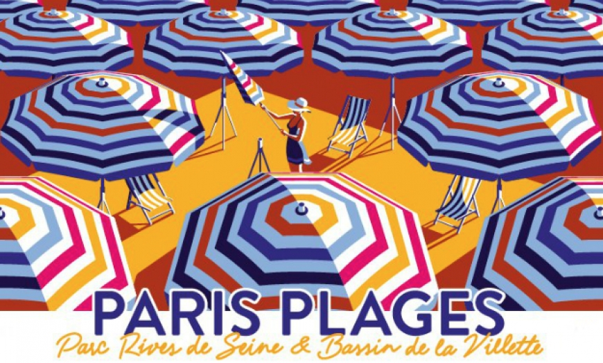 READY FOR SUMMER PARIS PLAGES ?