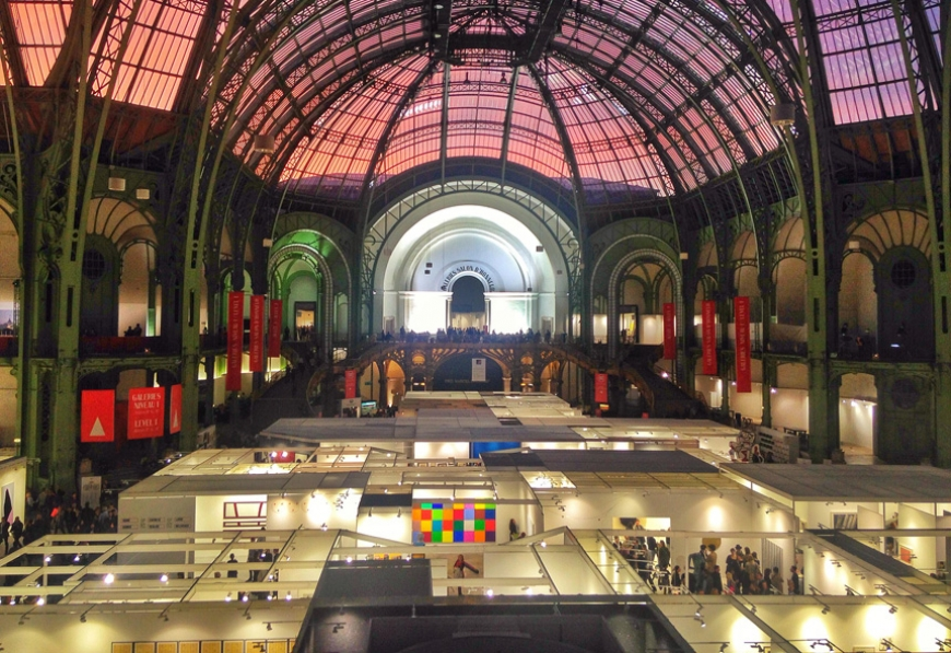 Thank you Paris for... The parisian contemporary Art Fair
