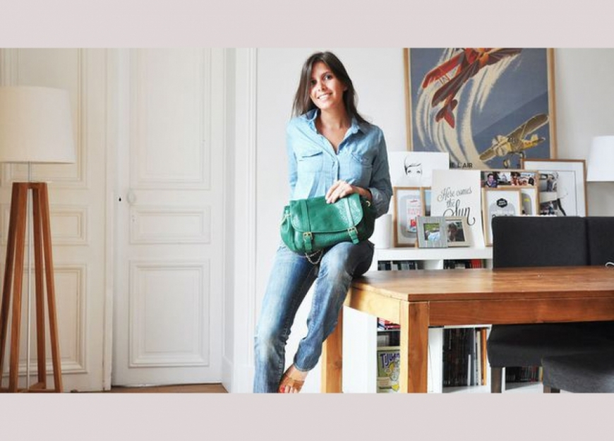 MORGANE SEZALORY: SÉZANE, THE PARISIAN BRAND OF REMARKABLE SUCCESS
