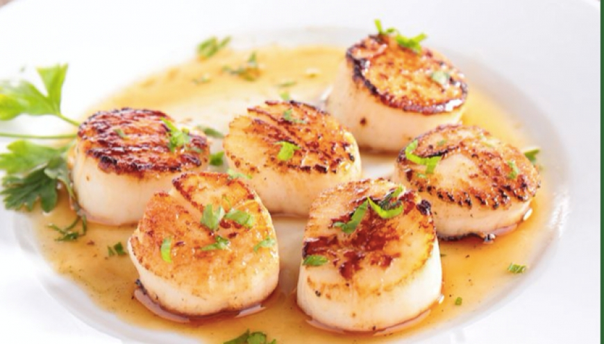BLUE-VEINED SCALLOPS: THE BEST RECIPES ARE OFTEN THE SIMPLEST ...