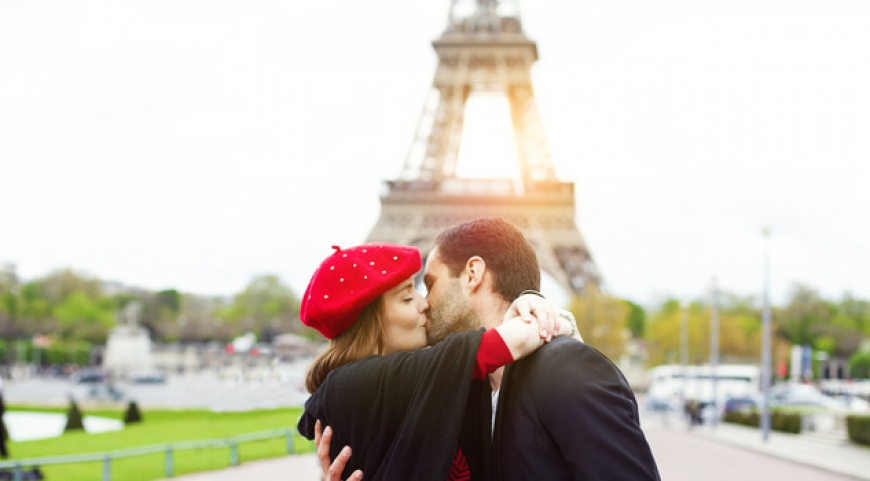 Love in Paris.....