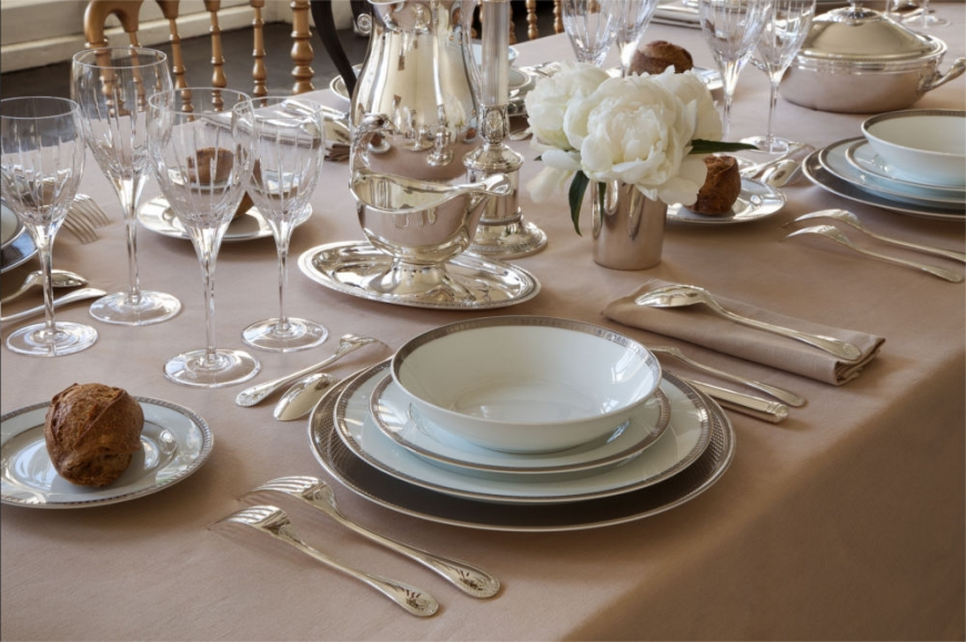 FRENCH TABLE ART: SILVERWARE