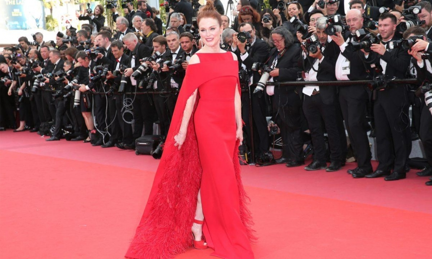 FROM PARIS TO THE RED CARPET, HOW TO WEAR RED WITH ELEGANCE