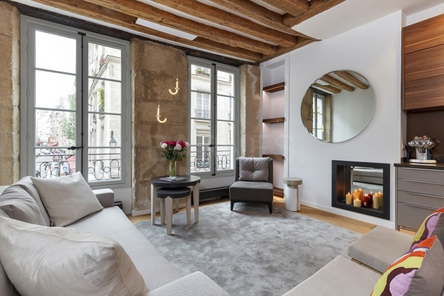 Owning a home in Paris like a parisian... part 1