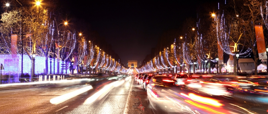 Immancable, Christmas illuminations in Paris: from 20th November to 5th January…