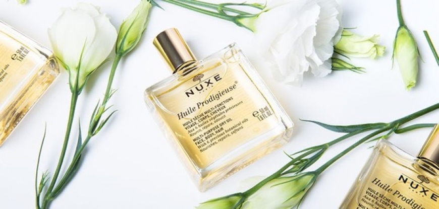 NUXE : THE PURITY OF FRESH AND NATURAL SKIN WELLNESS
