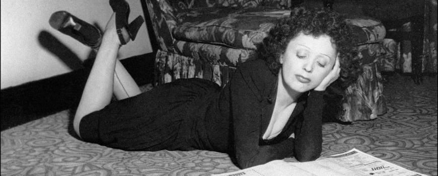 "EDITH PIAF: ""NO, I DON'T REGRET ANYTHING"" …"
