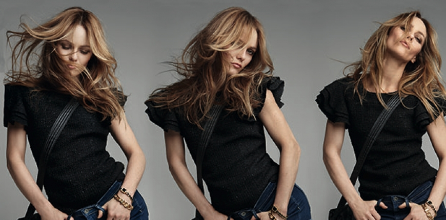 "VANESSA PARADIS, A TRUE PARISIENNE : ""WHEN I'M IN PARIS, I FEEL LIKE MYSELF, I CAN BREATHE EASY."""