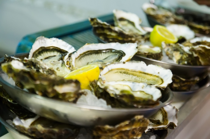 Paris: paradise for oysters lovers…