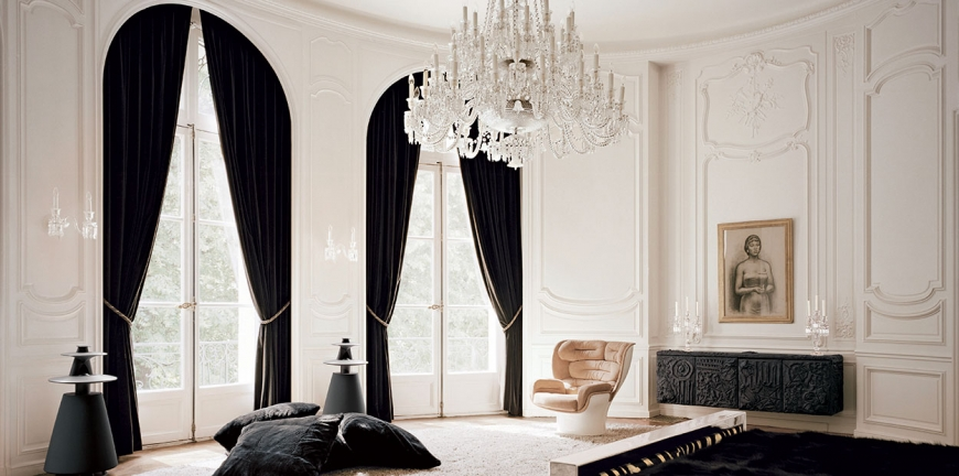 THE HEART OF FRENCH LUXURY