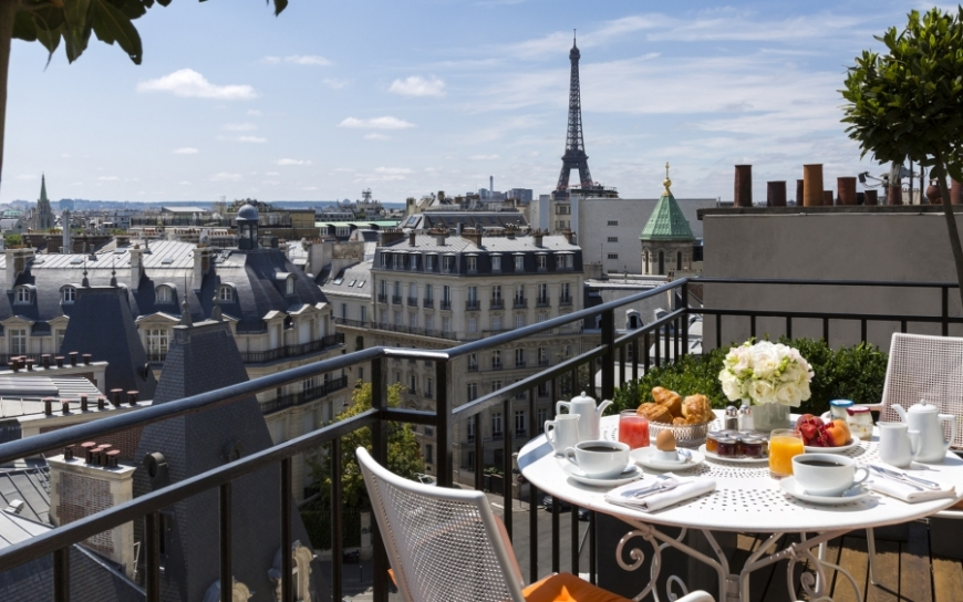 BREAKFAST: MAKE IT AS GLAMOROUS AND HEALTHY AS IN PARIS