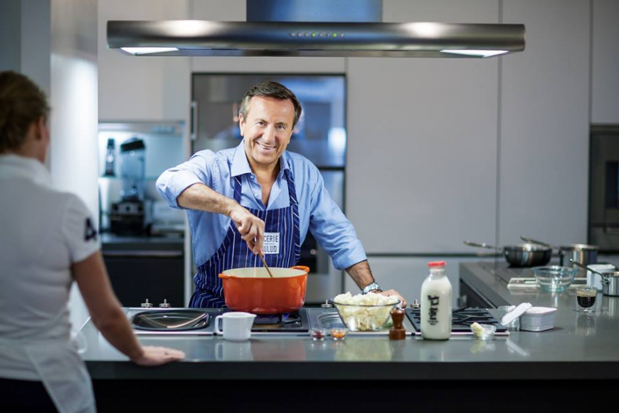 FRENCH COOKING IN AMERICA: INTERVIEW WITH DANIEL BOULUD