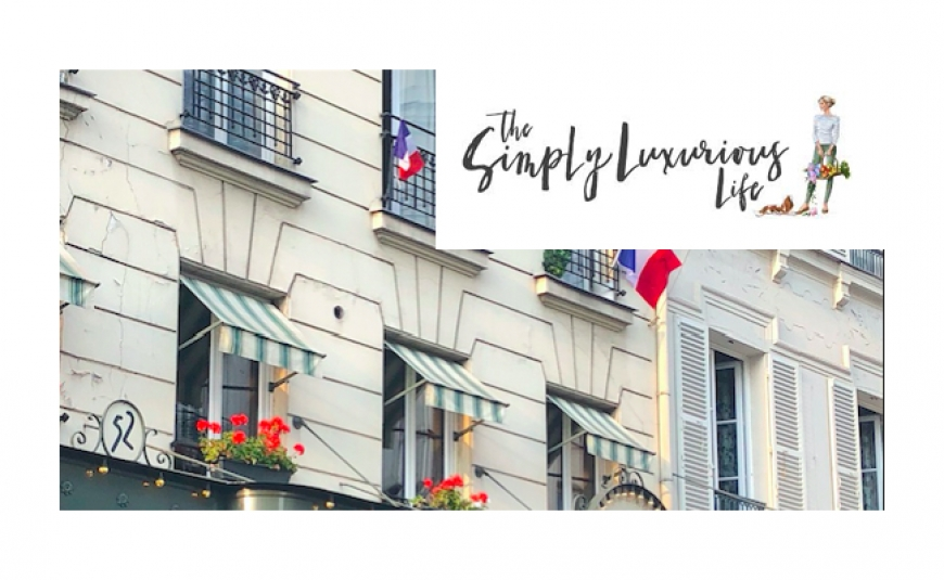 Life & Style Tips from a Parisian Woman by Shannon Ables. Blog « The Simply Luxurious Life »