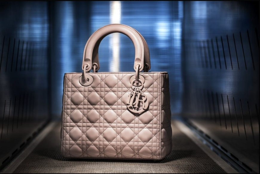THE STORY BEHIND THE DIOR'S ICONIC LADY DIOR BAG