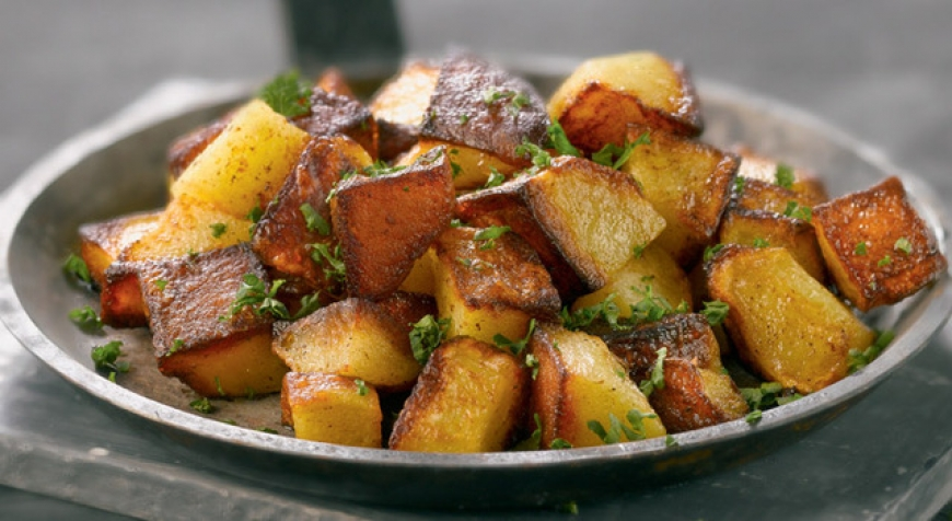 PARISIAN BISTRO: HOW TO MAKE A SUCCESS OF FRIED POTATOES?