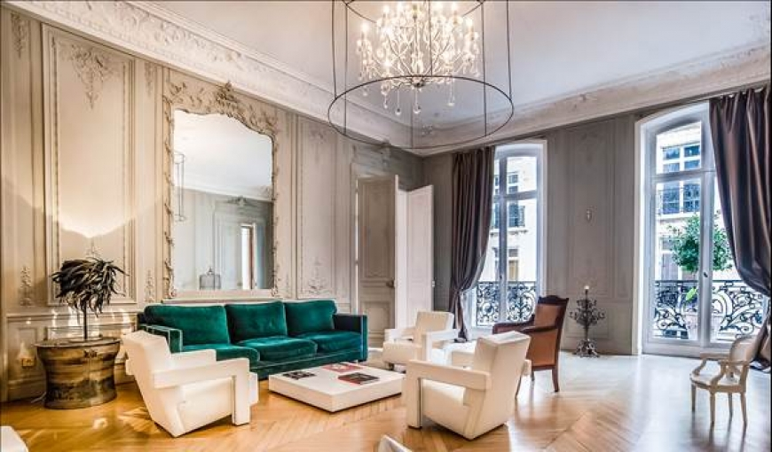 OWNING A HOME IN PARIS LIKE A PARISIAN.